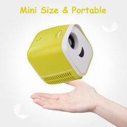 Проектор мини L1 Kids Toy Projector