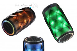 Колонка  Bluetooth LED Multi-Colored KL