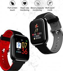 Фитнес часы Smart Bracelet Goral Y5 с измерением давления и