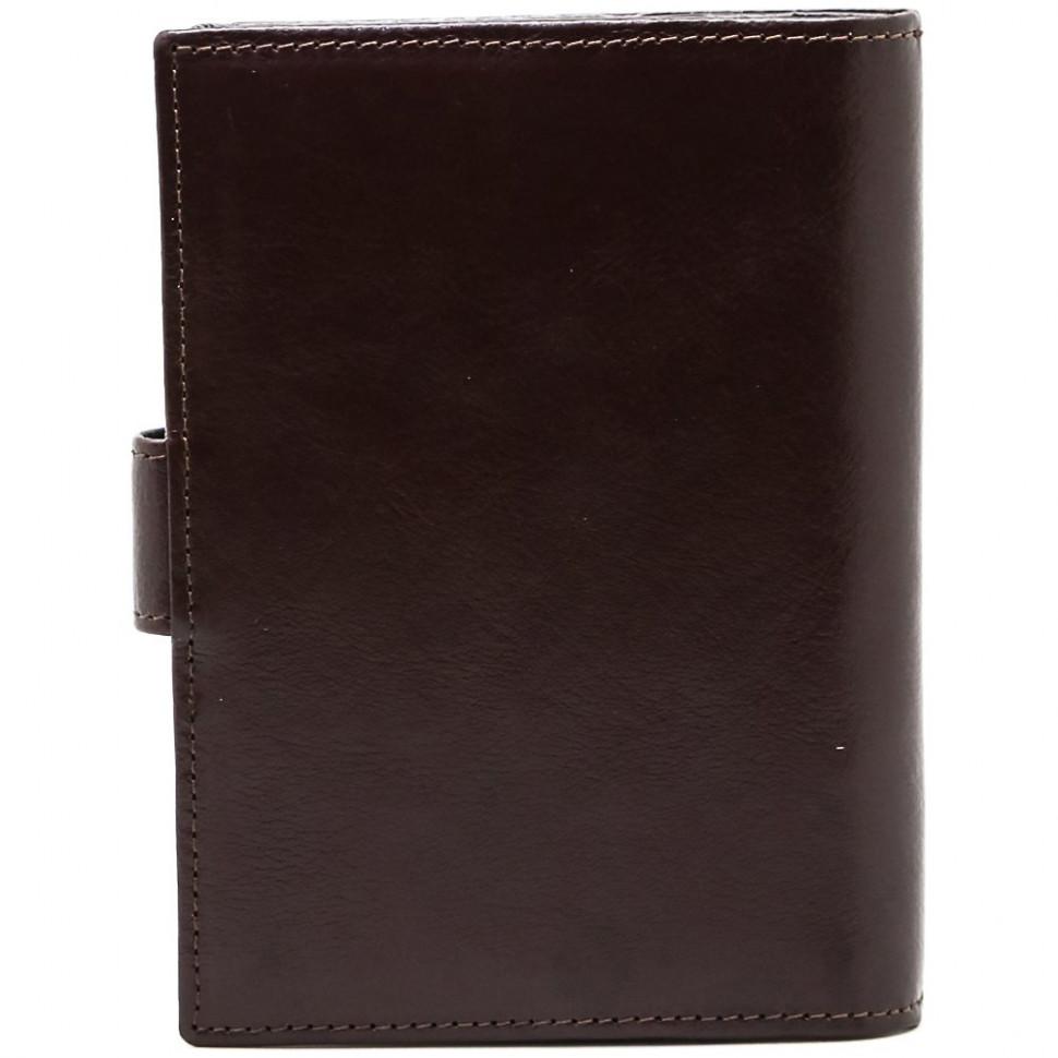 9e6dc72b5812 Кошелек обложка на паспорт TOSOCO натуральная кожа (F01-M010). TOSOCO