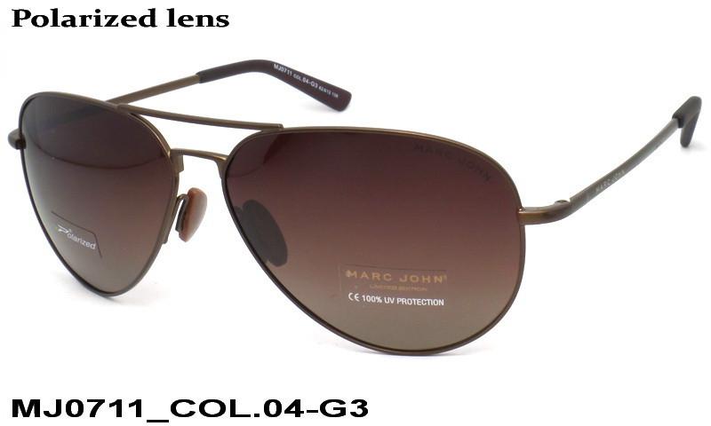 84306c1b9812 Солнцезащитные поляризованные очки MARC JOHN polarized MJ0711